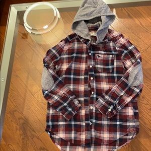 Abercrombie kids shirt size 9-10 ,used.